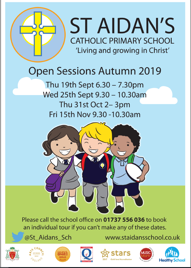 Open sessions 2019